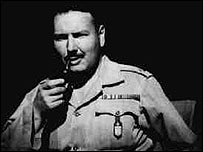 Major Ted Macey