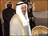 Prime Minister Sheikh Sabah al-Ahmad