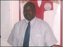 Mali legend Salif Keita
