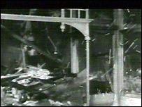Scene of the crash 50 years ago