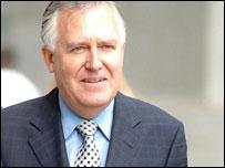 Peter Hain said everyone awaited the IMC report