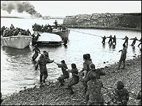 Falklands conflict