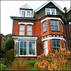 The Jenkins' house