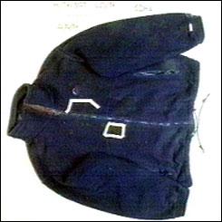 Sion Jenkins' jacket