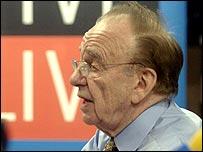 News Corporation chairman rupert Murdoch