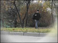 Russian TV still showing 'UK diplomatic spy'