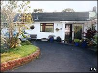The Blackwells' home