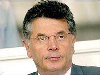 Arsenal vice-chairman David Dein