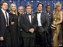 West Wing cast