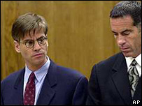 Aaron Sorkin (left) and lawyer Steve Sitkoff