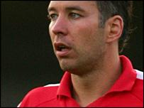 Wrexham captain Darren Ferguson