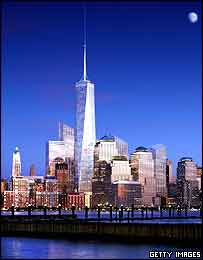 Freedom Tower design