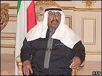 Sheikh Saad al-Abdullah