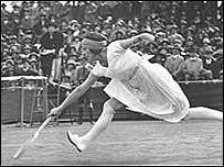 Suzanne Lenglen, undated