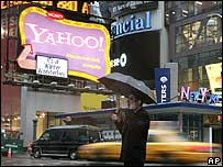Yahoo sign in the US