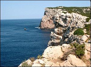 Capo Cacchio, Sardinia