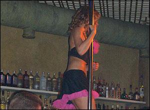 A Riga bar