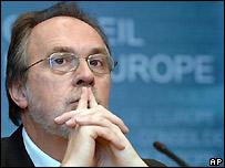 Dick Marty, parlamentario suizo