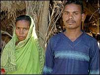 Tulasi and Babuan
