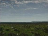 Isle of Lewis moor