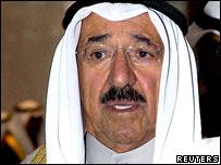 Kuwait's Sheikh Sabah