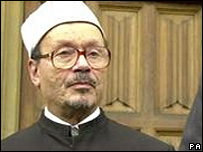 <b>Zaki Badawi</b>: Key figure in British Islam - _41251346_zaki_badawi203