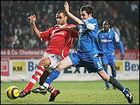 Jonathan Fortune and Muzzy Izzet