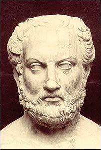 Busto de Tucídides