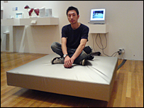Keigo Harada on his breathing furniture