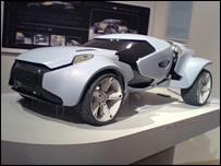 Leslie Lau's car design