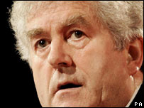First Minister Rhodri Morgan AM