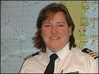 Rescue co-ordination centre manager, Sue Todd
