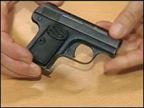 Schmeisser pistol