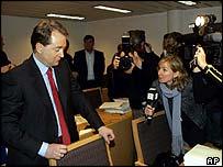 Kjell Inge Roekke in court in Oslo
