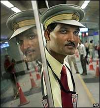 Delhi Metro driver