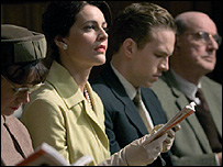 Louise Delamere in The Chatterley Affair