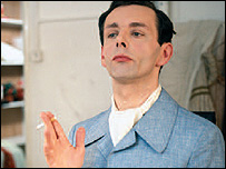 Michael Sheen plays Kenneth Williams in Fantabulosa