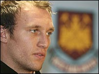 West Ham new boy Dean Ashton