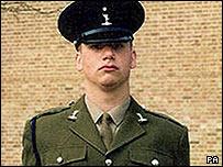Signaller Paul William Didsbury
