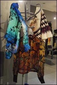 Textile designs - Claire Canning (Constructed Textiles)