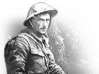 War veteran montage