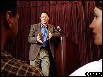 Public speaker (generic)