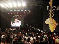 Live 8 Japan