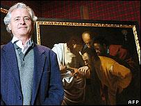 Jose Freches, especialista en Caravaggio.