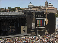 Rome stage