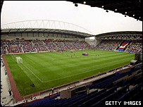 JJB Stadium, Wigan