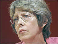 Health secretary Patricia Hewitt