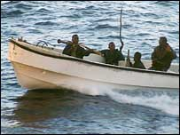 Somali pirates