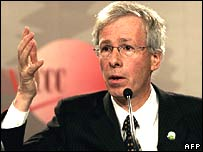 Stephane Dion.  Image: AFP/Getty