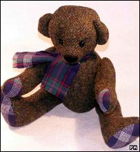 G8 teddy bear